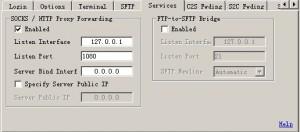 各种浏览器的代理设置