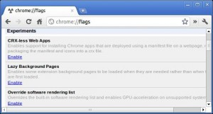12 个实用的Chrome命令集